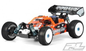 high downforce bulldog for rc8point2