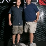 Hobbytown USA-Scottsdale owner Matt Crippen and Race Director Scotty Ernst