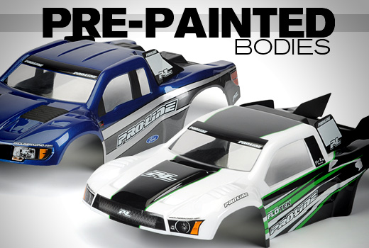 Pro-Line's New Releases for March 2013