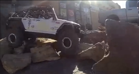 Slow-Mo Rock Crawling [Video Of The Week]