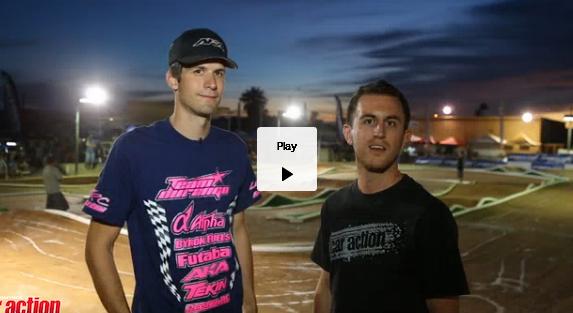 2013 Cactus Classic: Ryan Lutz Interview