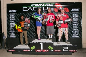 13.5 Short Course Podium
