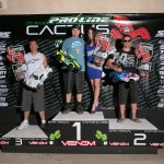 17.5 Short Course Podium