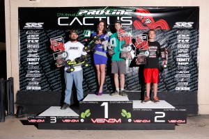 Short Course Buggy Podium