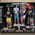Modified 2WD Buggy Podium