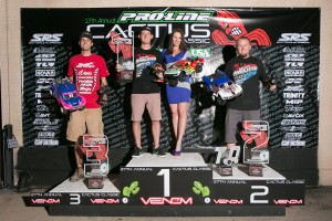 Modified 2WD Short Course Podium