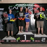 Modified 4WD Short Course Podium