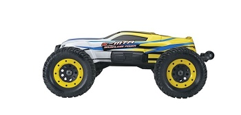 Thunder Tiger RTR eMTA Brushless 4WD Monster Truck
