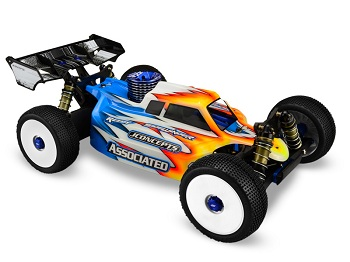 JConcepts releases RC8.2 Silencer body