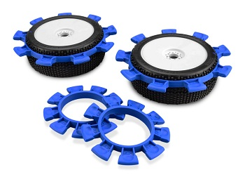 Get A Better Bond With JConcepts' Satellite Tire Gluing Rubber Bands