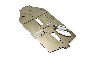Avid B44.2 Aluminum Chassis
