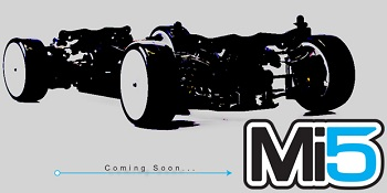 Teaser: Schumacher Mi5 Competition Touring Car