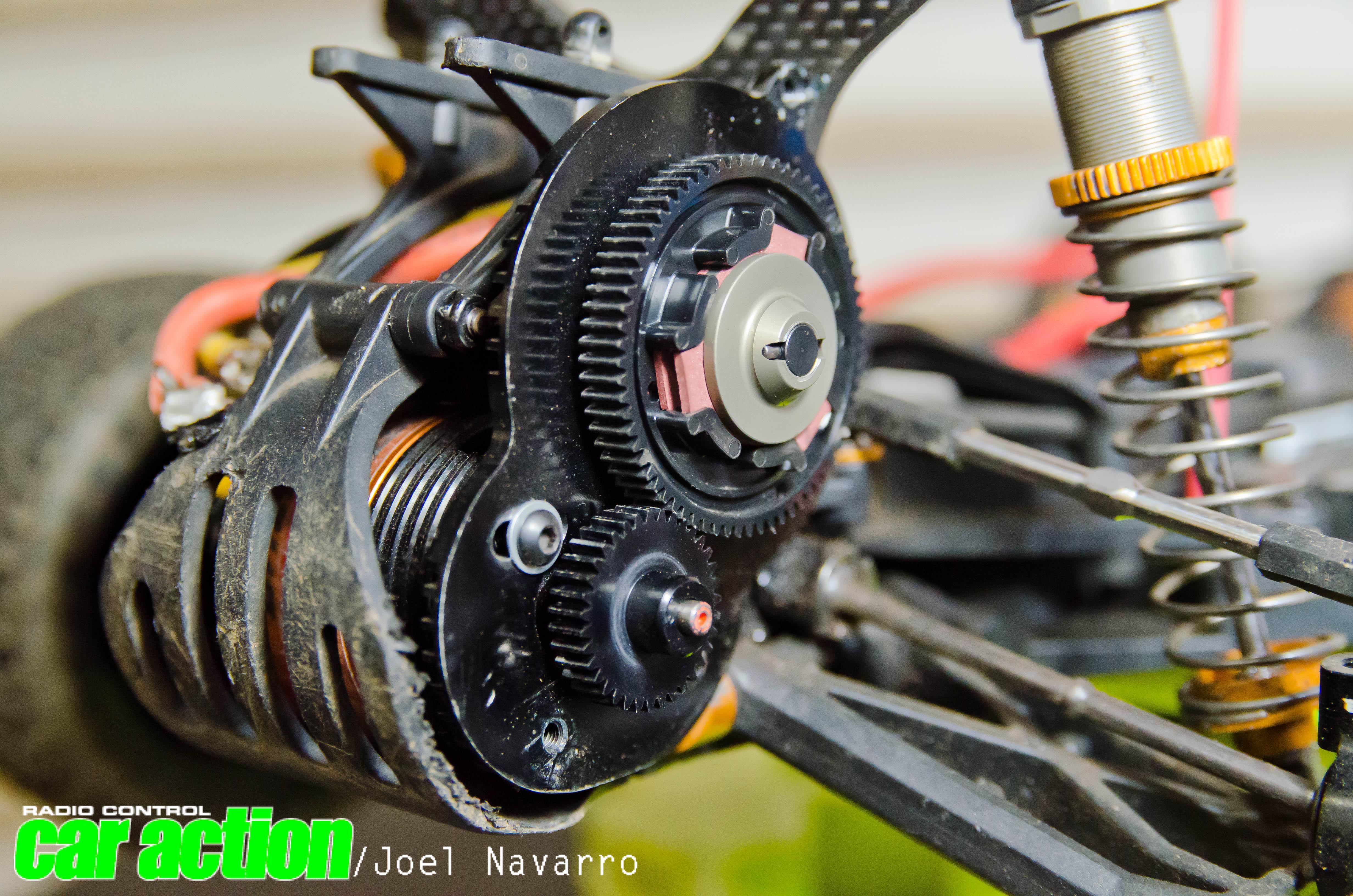 Spy Shots: Avid Triad Slipper Clutch for Durango DEX210