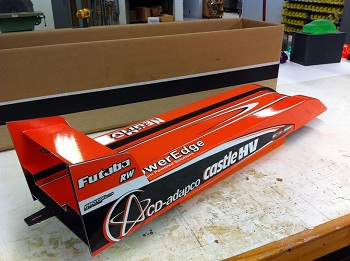 RC Car Sets New Land Speed Record At 171mph!