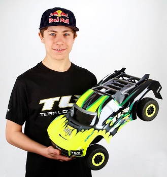 Red Bull Athlete Mitchell DeJong Joins Team Losi Racing