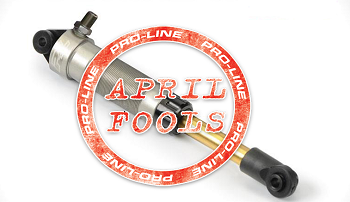 April Fool's! – Pro-Line PowairStroke Shocks