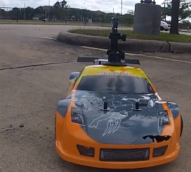 Mad Drift 2.4ghz RC Car 1/10 Scale [Video Of The Week]