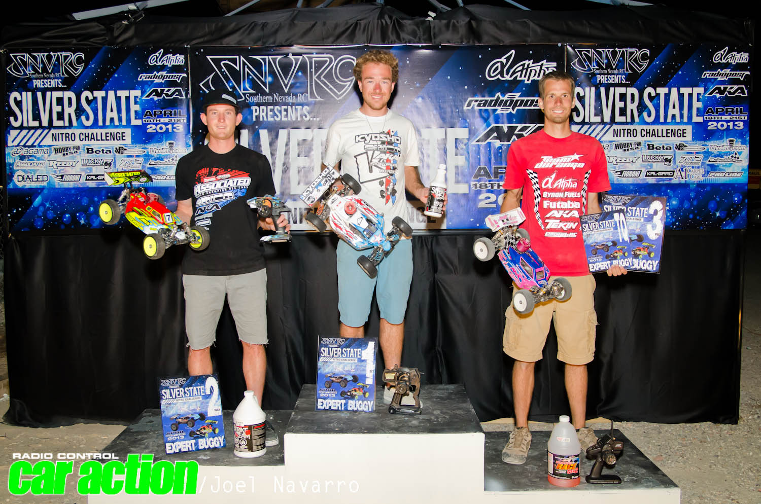 2013 Silver State: Final Results – Lutz and Tebo Win!