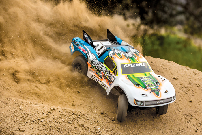 Test Drive: Tekno RC SCT410 [June Preview]