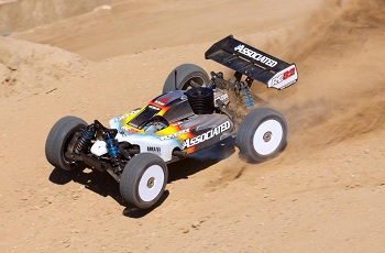 Team Associated RTR RC8.2 RS