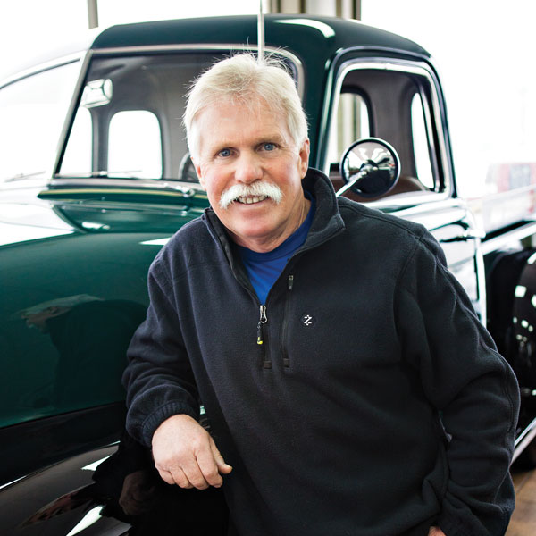 Interview with Wayne Carini from Chasing Classic Cars