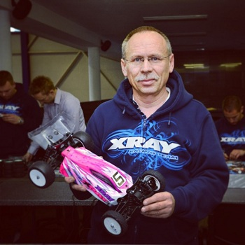 Spotted: XRAY XB2 Prototype 2WD Off-Road Buggy