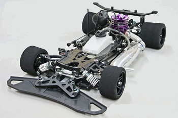 Mugen MRX5 WC-Spec Car Kit