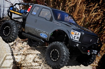 Teaser: New Pro-Line Rock Crawling Body