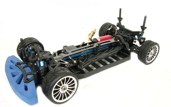 CEN Racing Zoom10 Brushless: Tight new tourer!