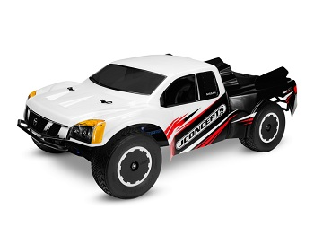 Nissan Titan Short Course Truck Body