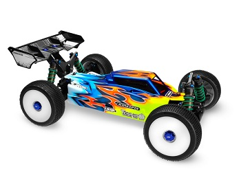 JConcepts Releases 1st Aftermarket Body For Tekno EB48