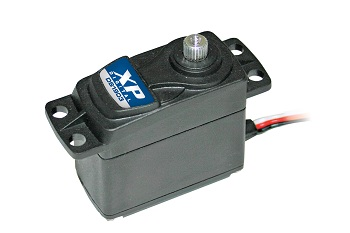 New Team Associated Digital Servos