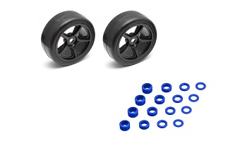 MAY 14 NEW PRODUCTS: Apex Drift Tires, JConcepts Metric Washers And Shims