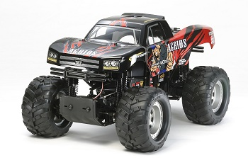 TXT-2 Agrios: Tamiya's Newest Solid-Axle Monster