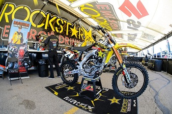 Horizon Hobby Announces Sponsorship Of Rockstar Energy Motorcross Team