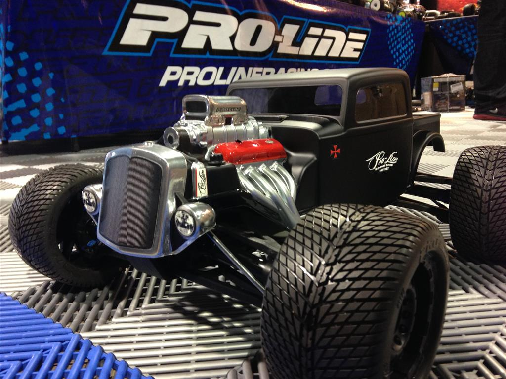 RCX Sneak Peak! Pro-Line Rat Rod for Maxx and Revo