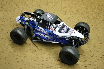 Test Bench: JConcepts Escape Body For Associated SC10B