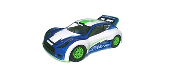 "New From Parma: ""Xtreme"" Body for Traxxas Rally"