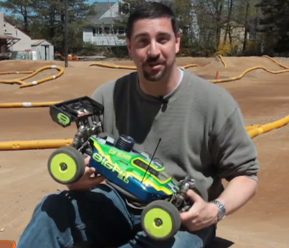 The Radio Control Show: TLR 8IGHT 3.0 Buggy – We Drive It! [Episode 210]