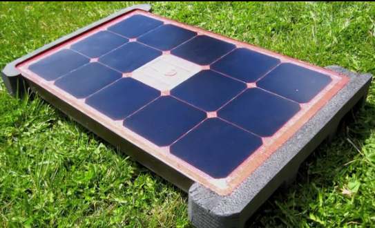 Solar-Powered RC Car: Super Fast, No Charging! [Video Of The Week]