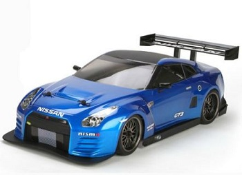 "Drive ""Fast And Furious"" With Vaterra's New 2012 Nissan GT-R GT3"