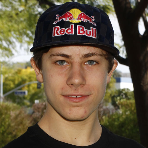 RCX Update: Mitchell Dejong, Red Bull's youngest athlete, will be at the show!