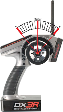HOW TO: Transmitter Steering Setup