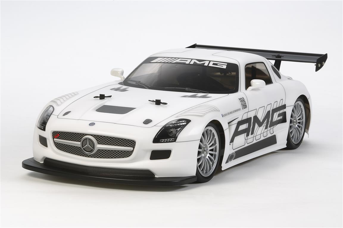 Preview: Latest Tamiya Models–MB GT3, Vintage Novafox, More!