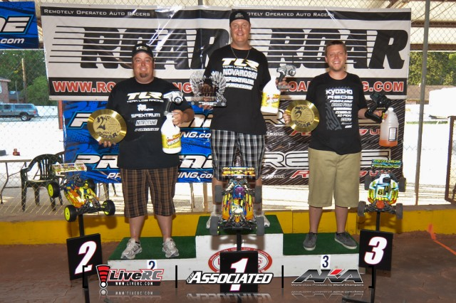 ROAR Fuel Off-Road Nats: Drake Takes Buggy, Tessman Tops in Truck