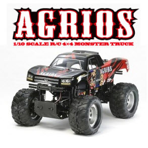 Back at the bench! Tamiya TXT-2 Agrios build