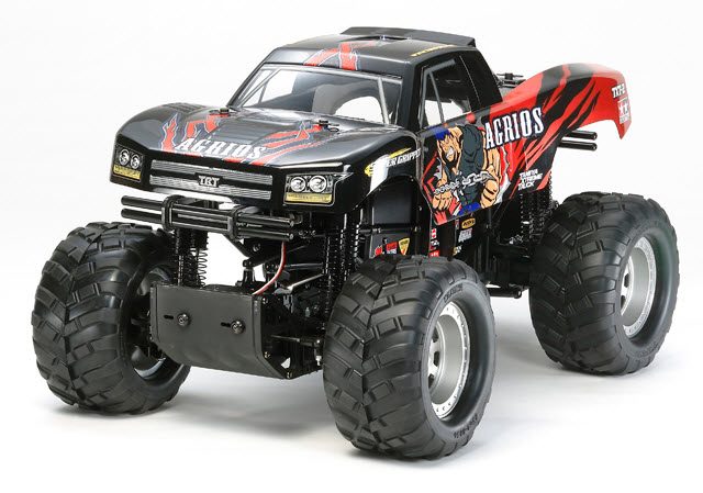 Almost done…Tamiya TXT-2 Agrios Part 3