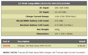 EZ5A-specs