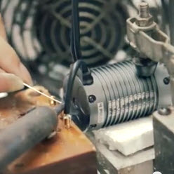 How It's Made – Inside Team Orion's brushless motor production plant!