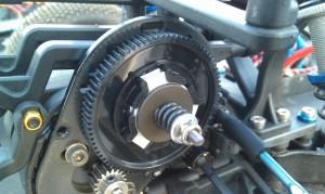 Triad installed in a SC10.